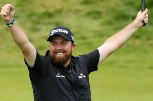 Shane Lowry's improbable journey to stun the British Open