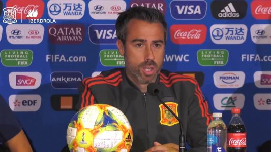 We haven't seen the best from Spain yet - Coach Vilda