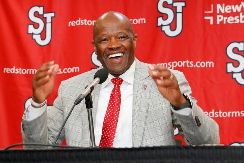 Mike Anderson's first impression of his St. John's team
