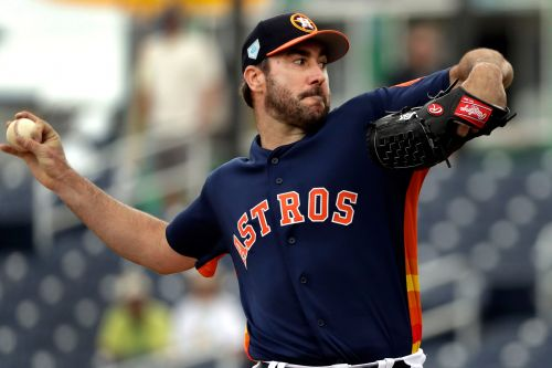 Justin Verlander agrees to 2-year, $66 million extension with Astros