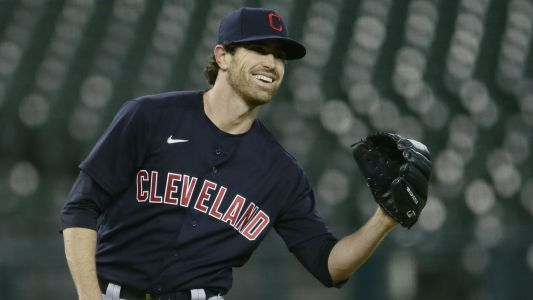 Indians' Shane Bieber claims MLB pitching Triple Crown