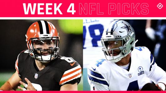 NFL picks, predictions for Week 4: Browns upset Cowboys; Steelers, Packers, Bears stay unbeaten