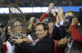 APNewsBreak: Champion Red Sox owe nearly $12M in luxury tax