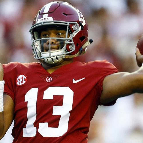 Tua Tagovailoa Returns to Alabama Practice After Suffering Ankle Injury