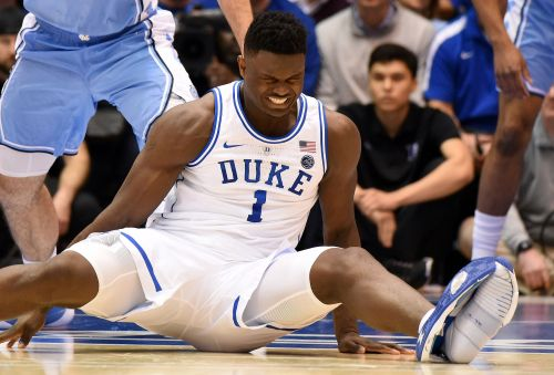 Will injury impact Zion Williamson's NBA draft stock?