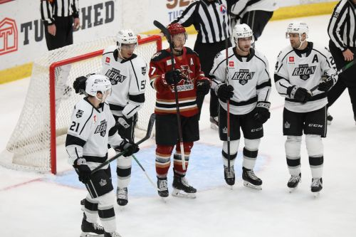 Friday: Ontario Reign Adding Two Major Forwards into Lineup vs. Tucson