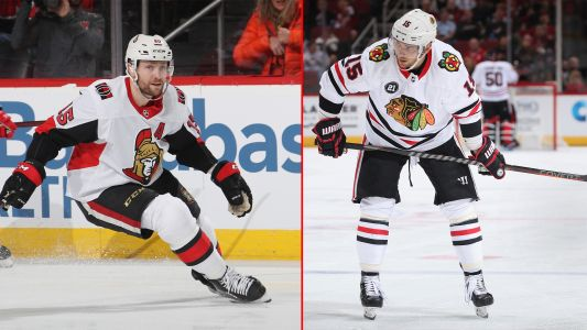 NHL trade news: Blackhawks acquire Zack Smith from Senators for Artem Anisimov