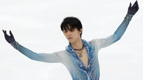 It's Yuzuru Hanyu - and then everybody else at Grand Prix of Russia