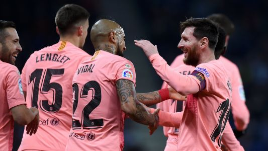 Barcelona pulls out of plan to play LaLiga game in Miami