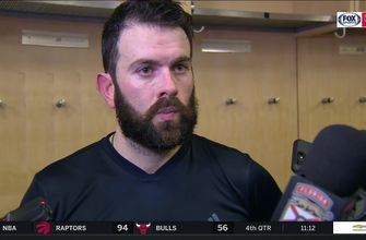 Keith Yandle on Panthers' tough road loss, areas for improvement