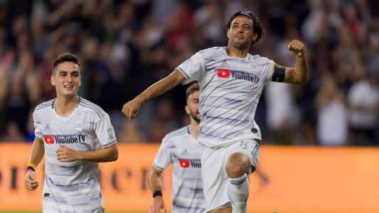 Vela scores wonder-goal as LAFC beat San Jose