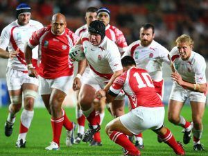 2019 Rugby World Cup: England v Tonga