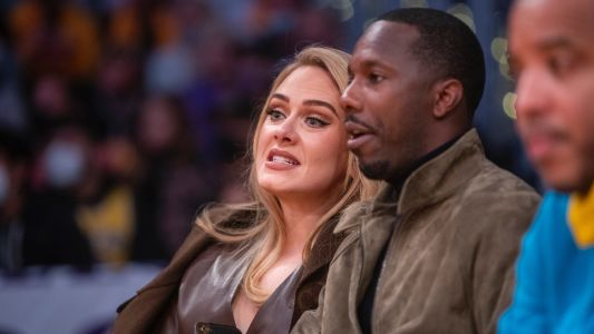 """Adele and Rich Paul dating, relationship timeline: How the two became the NBA courtside """"it"""" couple"""