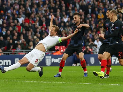 England 2 Croatia 1: Kane able to secure Nations League Finals spot