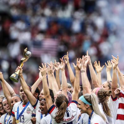 FIFA Women's World Cup 2019™ watched by more than 1 billion