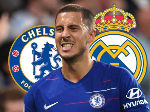 Hazard hints at Real Madrid move in order to win Ballon d'Or