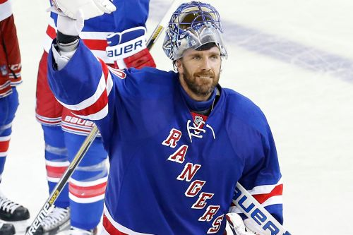 Rangers buying out Henrik Lundqvist in bittersweet end of an era