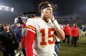 Skip Bayless examines Patrick Mahomes' MNF performance against the Rams