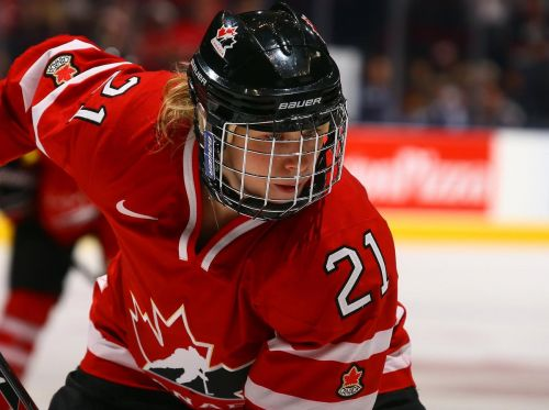 Olympic hockey champion Haley Irwin retires from Canadian national team