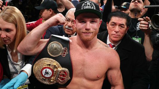IBF orders Canelo Alvarez to defend middleweight belt against Serhiy Derevyanchenko by August