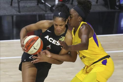 WNBA playoff field set with Las Vegas earning top seed