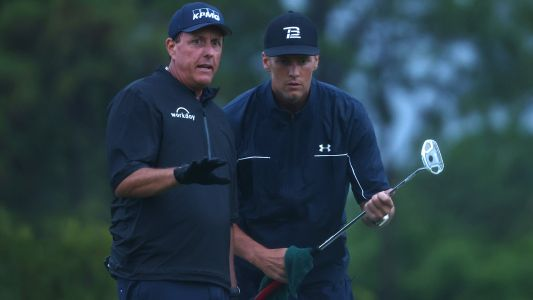 'The Match 4' golf odds, prediction for Phil Mickelson-Tom Brady vs. Bryson DeChambeau-Aaron Rodgers