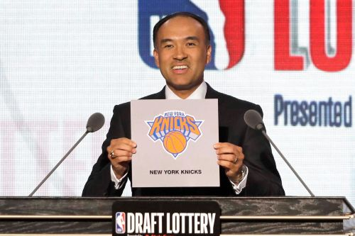 Knicks now know exactly where they stand for 2020 NBA Draft Lottery