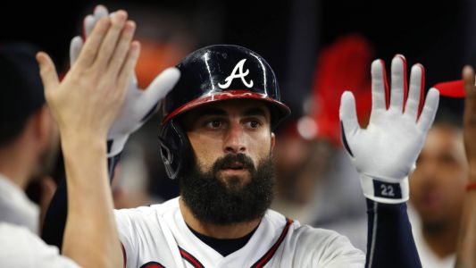 Nick Markakis' bashing of Astros, Rob Manfred indicates nuclear-level anger around MLB