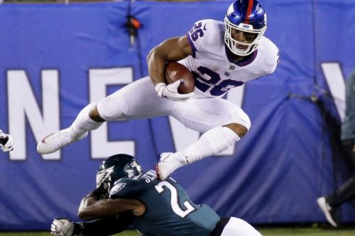 Giants' Barkley after loss: Big game 'doesn't matter to me'
