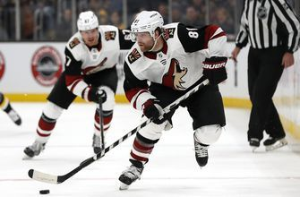 Healthy Kessel expected to give Coyotes a boost in return