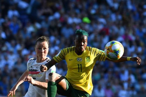 Germany clinches spot in knockout round of Women's World Cup