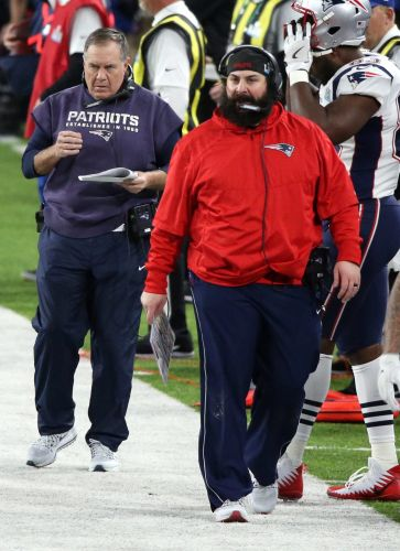 Former Detroit Lions coach Matt Patricia returning to Patriots to assist coaching staff
