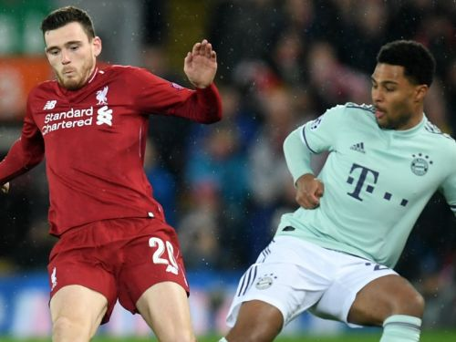 'I've never seen Robertson get beat like that!' - Cole praises Gnabry improvement at Bayern