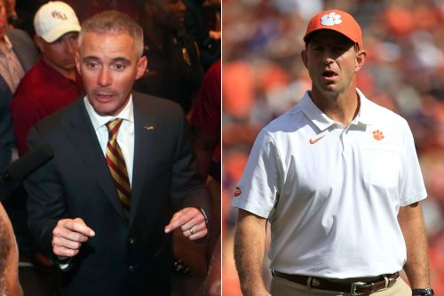 Mike Norvell hits back at Dabo Swinney claim of ducking Clemson
