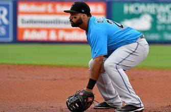 Pedro Alvarez hits third home run in his last 3 at-bats in Marlins' win over Cardinals