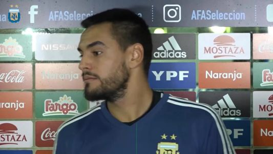 Romero prays for Argentine return of 'best player in the world' Messi