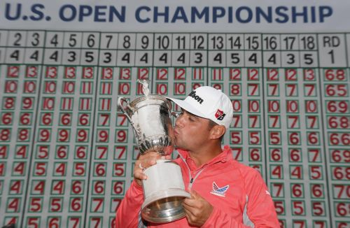 Woodland outduels Koepka for U.S. Open championship