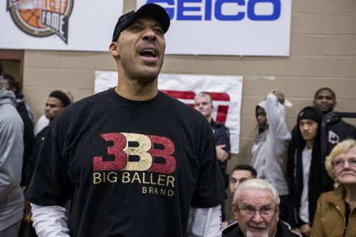 Big Baller Brand's demise looks imminent with sad clearance sale at a local gym