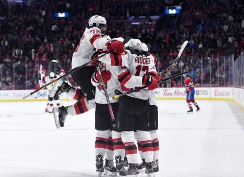New Jersey Devils vs. Boston Bruins - 11/19/19 NHL Pick, Odds, and Prediction