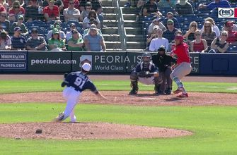 HIGHLIGHTS: Angels trail Padres 6-2