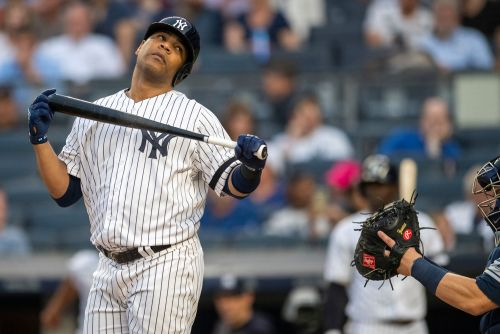 Yankees' Edwin Encarnacion flops in debut but 'fun' is to come