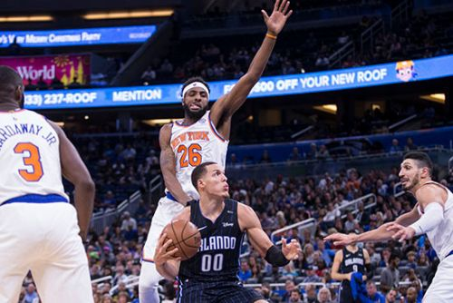 Knicks rookie plays more like project than shot-blocking whiz