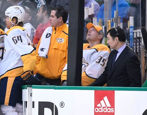 Predators produce special kind of stink in Game 4 loss to Stars