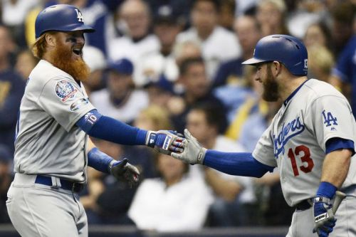 In a nail-biter of a game, the Dodgers come together to make things feel OK - for the time being