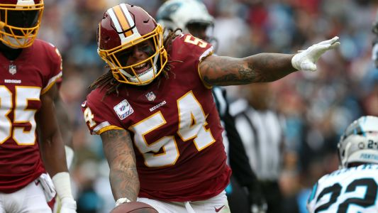 Redskins cut top tackler Mason Foster, reports say