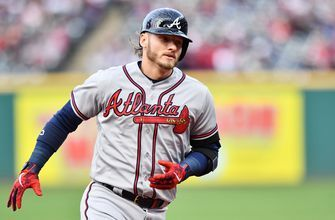 Josh Donaldson jacks a pair of home runs in Atlanta's convincing win over Cleveland