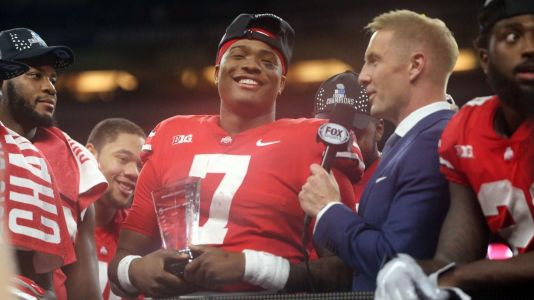 Heisman Trophy finalist Dwayne Haskins was destined to select Ohio State. Next up: Become the next Peyton Manning