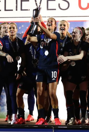 How to watch U.S. women's national soccer team vs. the Netherlands: TV channel, live stream, start time, USWNT roster