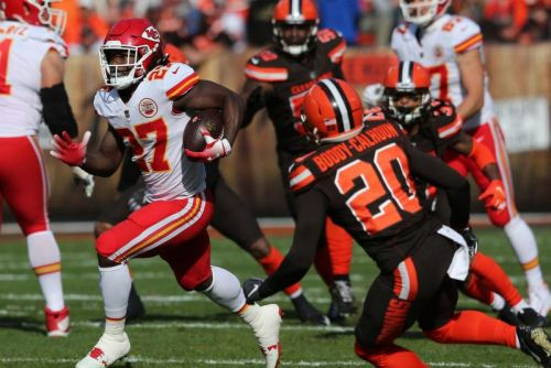 Hunt seeks fresh start with Browns: 'I've got to earn everybody's trust'