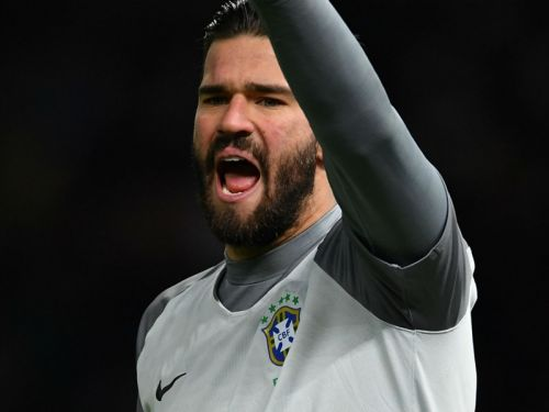 Video: Alisson reveals Mohamed Salah message about joining Liverpool